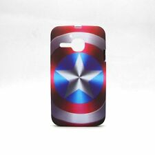 Captain America Cell Phone Case Cover Shell for Mobile Smart Phones 1 part
