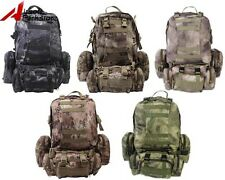 Molle Tactical Military Hiking Hunting Climbing Large Assault Pouch Backpack Bag