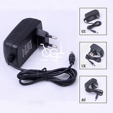 AC 110-240V To DC 12V 3A DC Power Supply Adapter Plug For 3528 5050 LED Strips