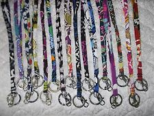 NEW Vera Bradley Lanyard~2013 New color~Free shipping~16 patterns to Choose