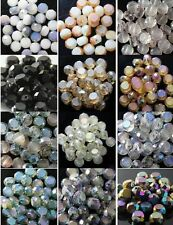 10mm exquisite Flat drum crystal beads  color&quantity optional