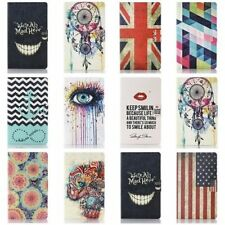 """Pattern Leather Case Cover Stand for Samsung Galaxy Tab 4 8.0"""" inch Tablet T330"""