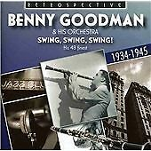 Benny Goodman and His Orche...-Swing, Swing, Swing! CD NEW