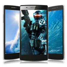 """Unlocked 5.5"""" Android 4.4 Touch Quad Core 2Sim Cell Smart phone Straight Talk"""