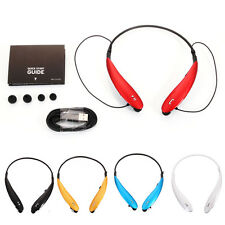 HBS 800 Sport Bluetooth Wireless Stereo Headset Earphone for LG Iphone Samsung