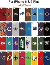 NEW PICK YOUR TEAM NFL FOOTBALL PHONE CASE iPHONE 6 & 6 PLUS + CHRISTMAS GIFT