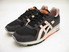 ASICS GT-II BLACK/BRIGHT ORANGE H406N.9001