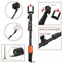 New YunTeng Extendable Handheld Bluetooth Monopod Stick for Cameras Cell Phones