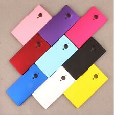 New Matte Frosted Hard Cover Case For Gionee IUNI U2 Cell Phone