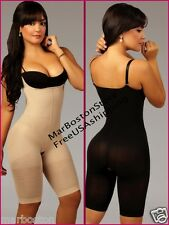 Fajas Reductoras Colombianas, Daily Use Full Body Shaper, Vedette Mid Leg