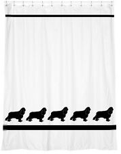 Cavalier King Charles Spaniel Shower Curtain *Your Choice of Colors* - for you
