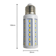 5630 SMD 42 LEDs E27 Cool Warm White LED Corn Light Bulb Lamp 110V 220V - 8W
