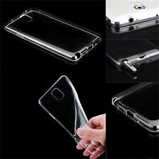 Lightweight 0.3mm Thin Soft TPU Back Case Cover Shell For Samsung Galaxy Mobile