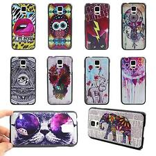 Sweet Trendy Matte Hard Protector Cover Skin Punk Case For Samsung Galaxy S5 SV