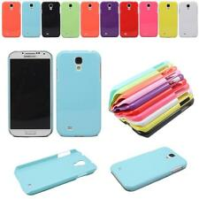 New Hot DIY Deco Candy Color Hard Plastic Case Cover For Samsung Galaxy S4 I9500