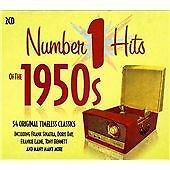 Various Artists-Number 1 Hits of the 1950s CD NEW