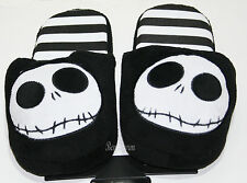 NEW The Nightmare Before Christmas JACK ADULT Slippers PLUSH HOUSE SHOES S-XL