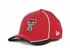 Texas Tech Red Raiders New Era 39Thirty Practice Hat Cap Lid University NCAA TT