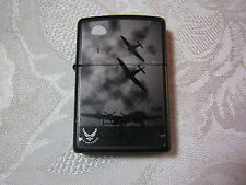 VINTAGE ZIPPO LIGHTER U.S AIR FORCE   T*