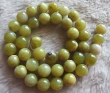 6mm 8mm 10mm Lemon Jasper Round Loose Beads Spacer DIY Jewelry Making 15.5""