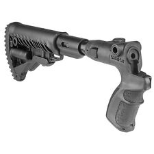 FAB Defense MOSSBERG 500 SHOCK ABSORBING FOLDING BUTTSTOCK AGMF 500 FK SB