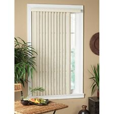 Vertical Alabaster Textured Window Blind