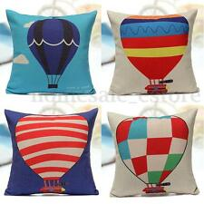 European Travel Navigation Cushion Cover Throw Pillow Case Home Hotel Room Decor