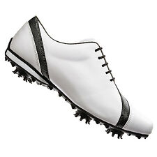 2014 FootJoy Ladies LoPro Collection Asymmetrical Golf Shoes 97142 CLOSEOUT NEW