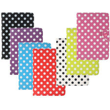 7 inch Universal Polka Dot Leather Stand Case Cover For Android Tablet PC Charm