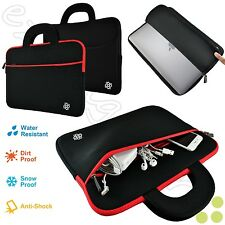 "11.6""-12.5"" Laptop Notebook Ultrabook Slim Carry Case Cover Bag Neoprene Sleeve"