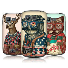 HEAD CASE DESIGNS ANIMALS IN SWEATERS CASE FOR SAMSUNG GALAXY POCKET NEO S5310
