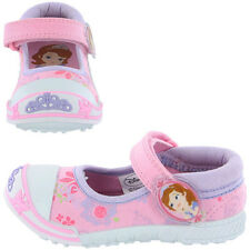 New Girls Disney junior Sofia The First Sandals Pumps Shoes Size 4 5 6 7 8 9