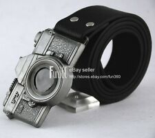 Awesome Fashion Music 50 cent Get Rich Die Western Mens Buckle Boys Leather Belt