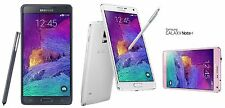 New Samsung Galaxy Note 4 N910C 32GB 4G LTE Factory Unlocked GSM Octa-Core Phone