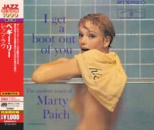 Marty Paich - I Get A Boot Out Of You NEW CD