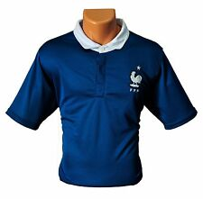 France Polo National Team Soccer/Futbol Home Jersey **LIQUIDATION SALE!!**