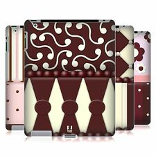 HEAD CASE DESIGNS CAKE CAFE PATTERNS CASE FOR APPLE iPAD 3