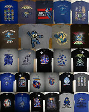 Mega Man Video Game Capcom T-Shirt