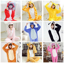 Hot New Kigurumi Pajamas Anime Cosplay Costume unisex Adult Onesie Sleepwear
