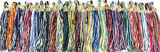 "Graduation Tassel 9"" 3 color for Cap & Gown Souvenir High School College"