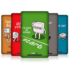 HEAD CASE DESIGNS KEYBOARD SHORTCUTS HARD BACK CASE FOR ASUS GOOGLE NEXUS 7