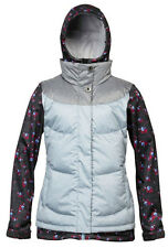 Roxy Womens No Dice Jacket Snowboard Insulated NWT $175.