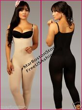 Fajas Reductoras Colombianas, Vedette Capri  Full Body Shaper