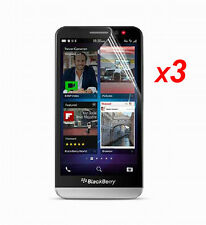 3x Anti-Glare Matte/ Clear LCD Screen Protector Guard Film for BlackBerry Z30