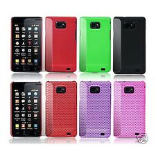 phone case cover for samsung galaxy s2 i9100 hard hybrid free screen protector