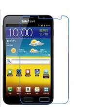 2x 4x Lot  LCD Front Screen Protector Film for Samsung Galaxy Note i9220 N7000