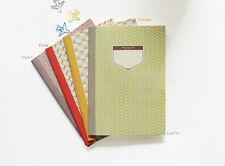 Story on Pattern Basic Lined School Notebook B5 size