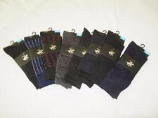 New Men's Beverly Hills Polo Club Socks - Shoe Sizes 6-12 - NWT