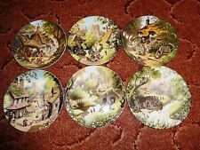 COALPORT Tale of a Country Village Series Wall Plates YOU CHOOSE & FREE UK P&P
