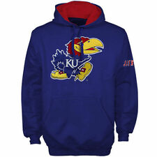 Kansas Jayhawks Royal Blue Classic Twill II Hoodie Sweatshirt - College